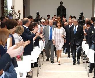Intervención de la presidenta María Dolores Cospedal en el Día de la Región 2015