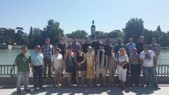 El CEPA Río Sorbe, sede de unas jornadas sobre metodología educativa en Europa