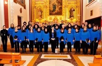 La Coral de San Agustín de Guadalix vuelve a la seguntina Iglesia de Santiago