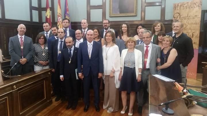 José Manuel Latre ya es el nuevo presidente de la Diputación Provincial de Guadalajara