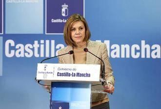 Cospedal, a 700 votos del 17º escaño, presentará su candidatura a la investidura a la Junta de Castilla-La Mancha