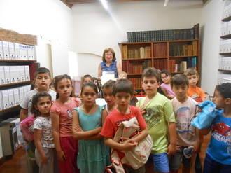 Exitosa jornada de puertas abiertas del Archivo Municipal de Sigüenza