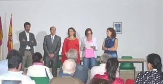 Guarinos resalta la importancia de la Diputación para sacar adelante proyectos como el nuevo Ayuntamiento de Fontanar