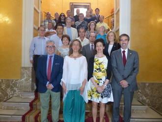"""Guarinos reconoce el trabajo de los """"magníficos servidores públicos"""" que hacen de la Diputación una institución valorada y respetada"""