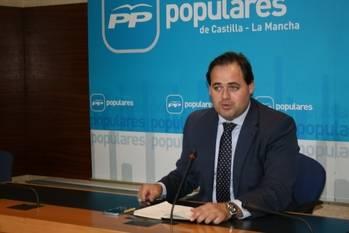 """Francisco Núñez advierte a Podemos que será cómplice del pasado """"más negro en Castilla-La Mancha"""""""