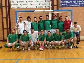 El Horche FS, tercero en el Campeonato de España de Clubes celebrado en Cartagena