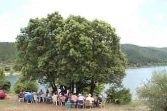 La comarca del Sorbe celebró la Romería de Peñamira