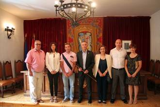 Ignacio Ranera tomó posesión como alcalde de Pastrana