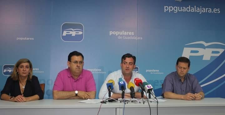 """Jaime Celada: """"El pacto entre los que nos querían echar a toda costa está generando inestabilidad en el Ayuntamiento de Cabanillas"""""""