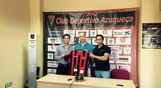 Joselu, presentado como nuevo entrenador del Club Deportivo Azuqueca