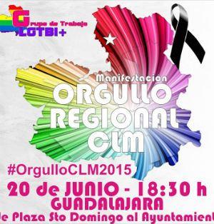 Gais, lesbianas, transexuales, bisexuales e intersexuales se manfiestan esta tarde en Guadalajara
