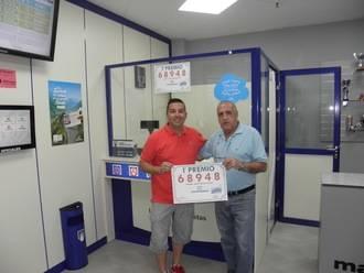 Cae en Villanueva de la Torre un Primer Premio de la Lotería Nacional de 300.000 euros