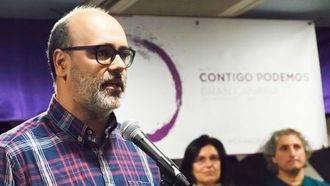El líder de Podemos en Canarias denunciado por posibles abusos a una menor