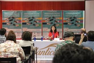 """La organización califica de """"éxito"""" el I Congreso de Periodismo Digital de Castilla-La Mancha"""