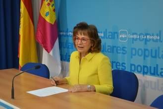 """Riolobos: """"El acuerdo Page-Podemos produce miedo, porque sube impuestos, engorda la Administración y frena la recuperación económica y el empleo"""""""
