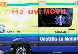 Muere un mecánico de 35 años en Guadalajara al estallarle una rueda en la cara