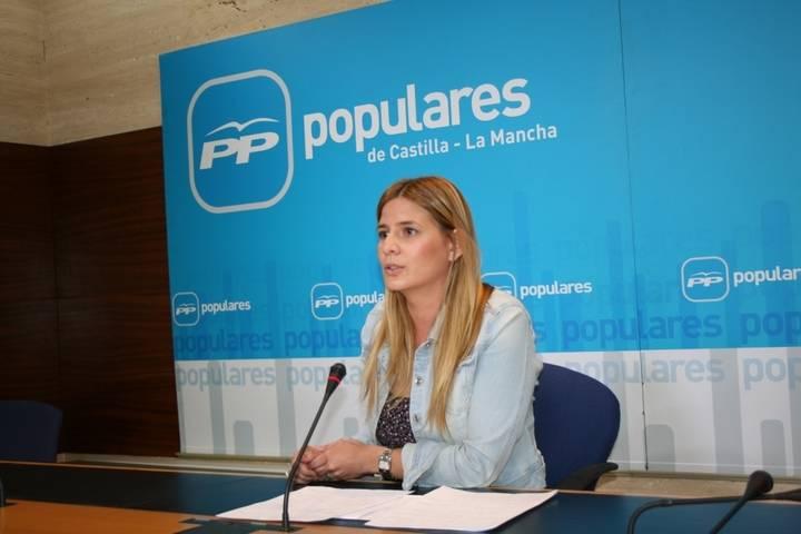 """Carolina Agudo denuncia """"el pacto de generalidades y oscurantismo que va a firmar Page de espaldas a los ciudadanos"""""""
