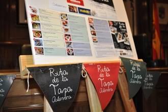 La IV Ruta de la Tapa de Alovera propone 16 paradas en bares y restaurantes de la localidad