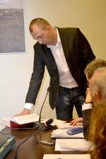 El 'popular' José Miguel Benítez ya es el nuevo alcalde de Quer