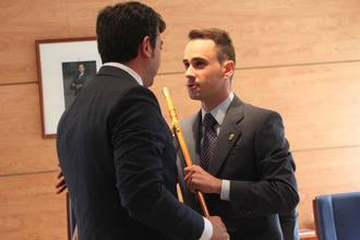 José García Salinas, nuevo alcalde de Cabanillas con los votos de PSOE, IU y VxC