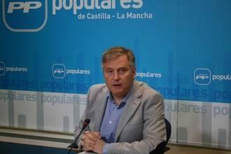 """Cañizares asegura que """"apoyar a Page es volver al pasado de la ruina y los escándalos en Castilla-La Mancha"""""""