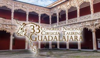 Guadalajara acoge el 33 Congreso Nacional de Cirugía Taurina