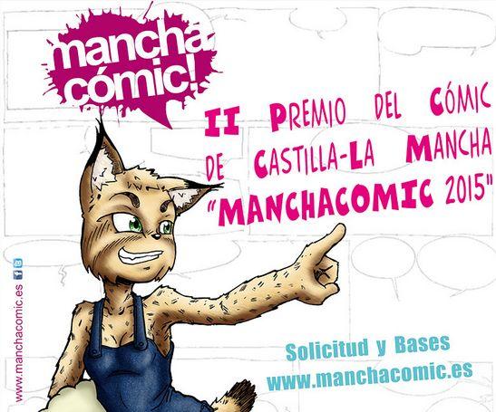 Se abre la convocatoria para el II Premio del Cómic de Castilla-La Mancha