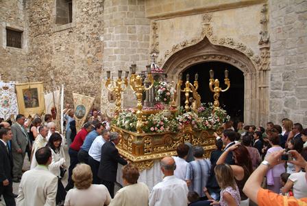 Pastrana celebra este fin de semana su fiesta del Corpus Christi