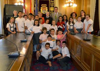 Alumnos de Castilla-La Mancha ganan un concurso nacional sobre consumo responsable