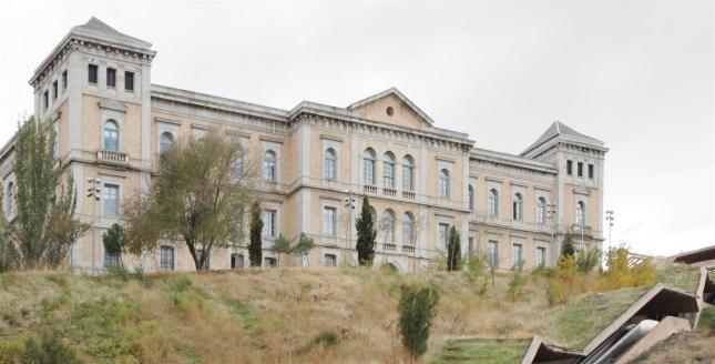 Sede de la Diputación de Toledo.