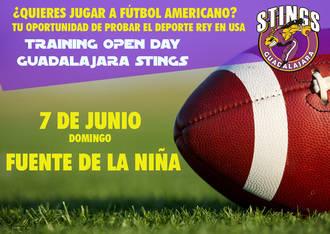 Los Guadalajara Stings celebran una jornada de puertas abiertas este domingo 7 de junio