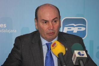 Latre será investido hoy como nuevo Presidente de la Diputación de Guadalajara