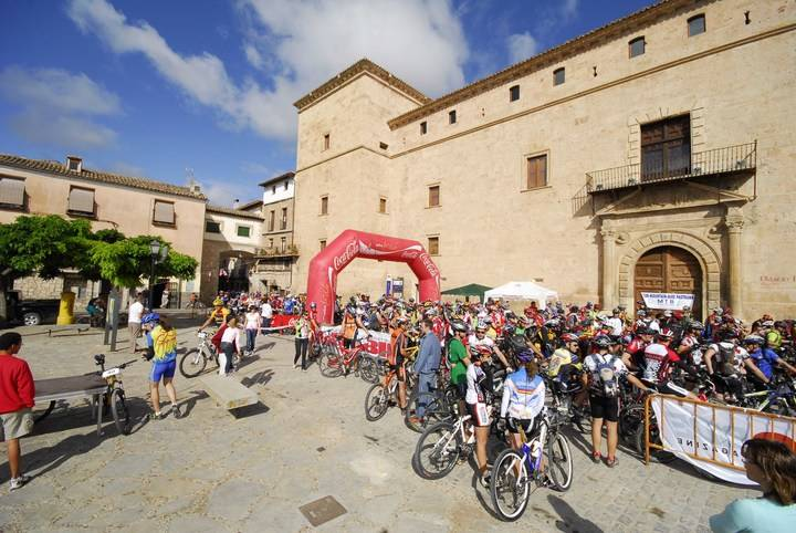 Este domingo la Maratón Alcarria Baja de MTB cumplirá diez ediciones
