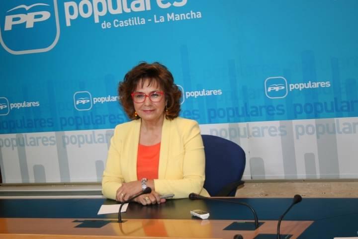 """Riolobos: """"El perdedor Page tiene que responder a las dudas ciudadanas sobre el pacto con Podemos"""""""