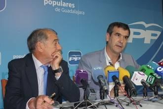 """Antonio Román: """"Gracias a las políticas del PP cada día de este último año 10.000 personas han encontrado un empleo"""""""