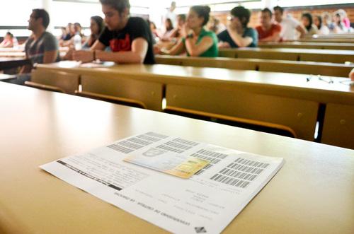 El 91,59 % de alumnos que se presentaron a las Pruebas de Acceso a la Universidad en la Universidad de Alcalá de Henares ha superado el examen