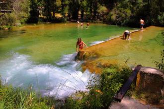 Guadalajara afronta el verano con siete zonas de baño autorizadas