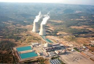 Las centrales nucleares fueron la primera fuente de generación eléctrica en 2014