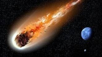 Un fragmento de cometa se desintegra sobre Cuenca y Guadalajara