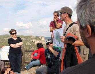 El curso de verano de la UNED sobre el Geoparque de la Comarca de Molina-Alto Tajo contará con más 30 alumnos