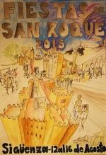 Sigüenza ya tiene cartel para las fiestas de San Roque 2015