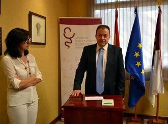 El alcarreño Ignacio José Romeo Granados, nuevo presidente del Consejo Autonómico de Colegios de Farmacéuticos de Castilla-La Mancha