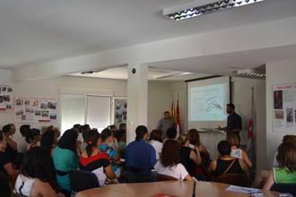 El Centro Acuático de Guadalajara colabora con el Plan de Empleo de Cruz Roja en la inserción laboral de personas desempleadas