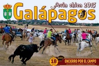 """La Peña Taurina """"El Encierro"""" de Galápagos da el pistoletazo de salida a la temporada de encierros por el campo el próximo 18 de julio"""