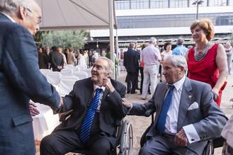 El Colegio de Médicos homenajeó en su tradicional cena a los médicos jubilados y fallecidos en el último año