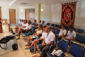 Once personas se forman en Cabanillas como gestores de actividades deportivas