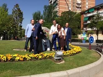 Guadalajara recuerda a Miguel Ángel Blanco cuando se cumplen dieciocho años de su asesinato
