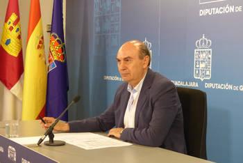 José Manuel Latre da a conocer la organización del nuevo equipo de Gobierno en Diputación