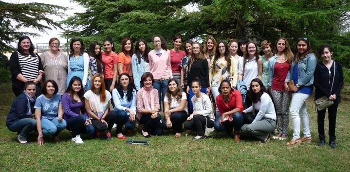 El centro formativo EFA El Llano celebra su graduación y fiesta de fin de curso