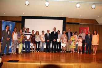 La Fundación Ibercaja firma los convenios sociales con las asociaciones seleccionadas en Guadalajara
